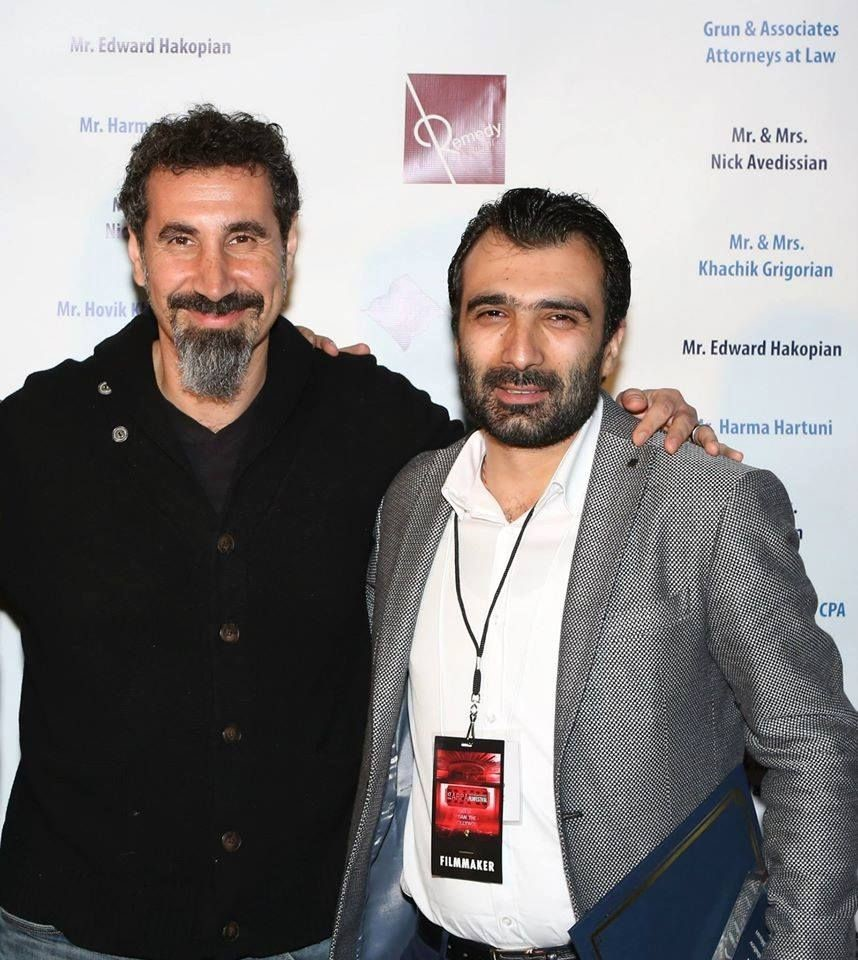Serj Tankian wrote the musical score for