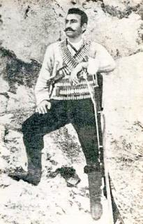 One of the Armenian people's greatest patriots, Kevork Chavush helped lead the charge against marauding Turkish and Kurdish forces in the final years before the Genocide. He pushed for Armenian independence from the increasingly tyrannical Ottoman government before valiantly dying in battle.