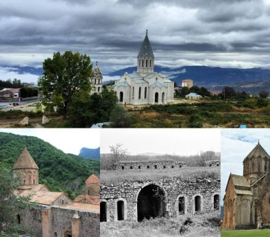 A brief introduction to Artsakh's culture: Part I - Churches & monasteries
