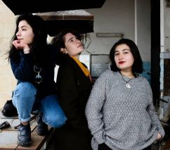 An all-female Armenian folk band takes on the world