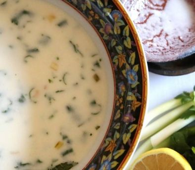 Between bowls:  The pursuit of Armenian identity, self-discovery, and the perfect bowl of soup