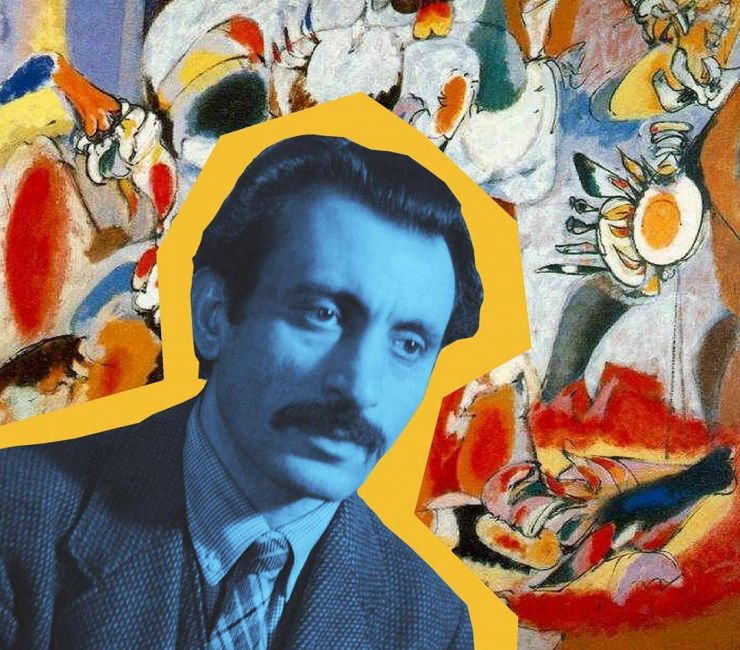 On this day - April 15, 1904: Arshile Gorky was born in Khorgom, Armenia