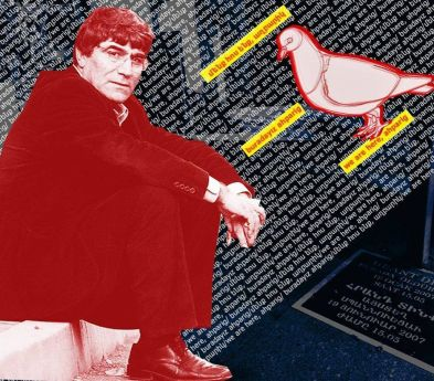 On this day - Jan. 19, 2007: Turkish-Armenian journalist Hrant Dink was assassinated in Istanbul