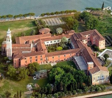On this day - Sep. 8, 1717: Mekhitar of Sebastia founded the Monastery of San Lazzaro in Venice