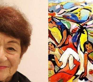 Lucy Tutunjian: A painter with a sparkling sense of joie the vivre and a lasting vision, dies
