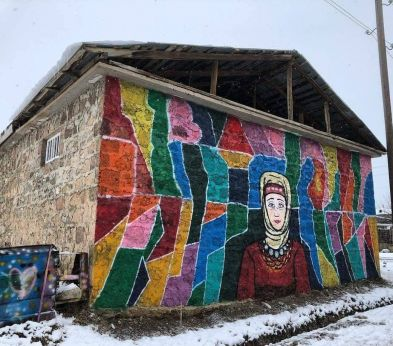 PATMI: From womb to world, mothering a cultural NGO in rural Armenia
