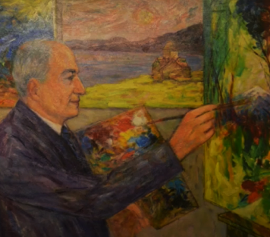 On this day - Mar. 15, 1907: French-Armenian painter Zareh Moutafian was born