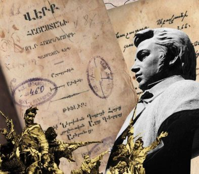 On this day - Oct. 15, 1809: The Father of Modern Armenian Literature, Khachatur Abovian was born