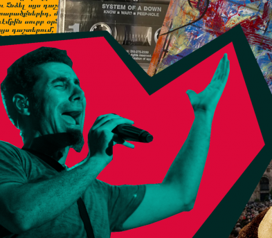 Art, activism, and Armenia: Serj Tankian speaks candidly in h-pem exclusive