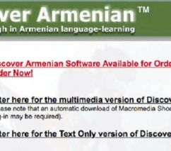 Discover the language of your ancestors!