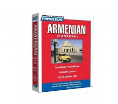 Pimsleur - Armenian: Learn by listening