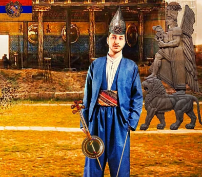 Music | 'Vazgen the Urartian' brings sounds of the Armenian Highlands to cyberspace